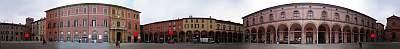 Panorama Piazza Matteotti con Telecamere