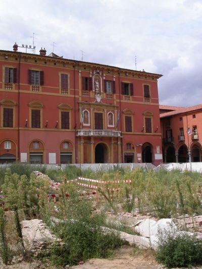 Il Giardino (Piazza) Matteotti ad Imola
